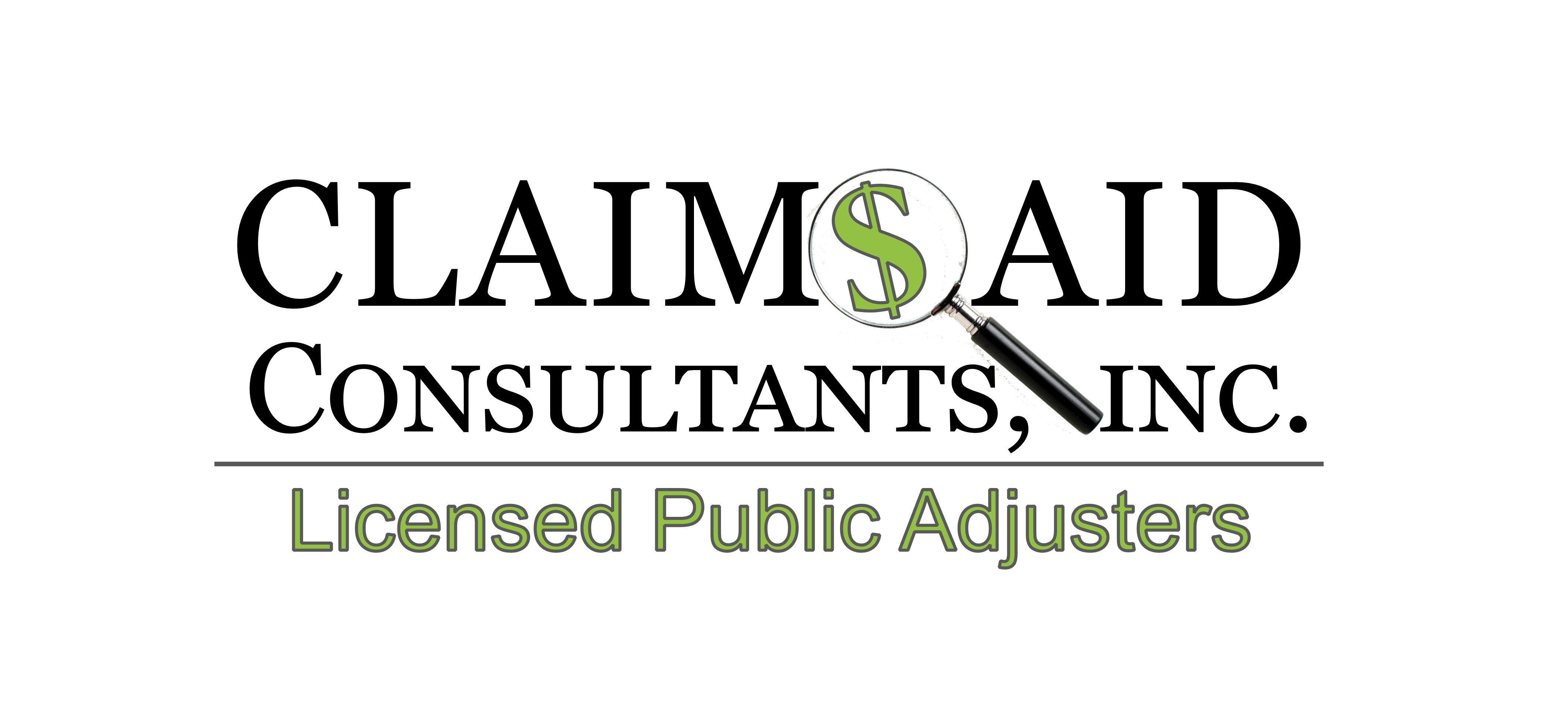Claims Aid Consultants Public Adjusters
